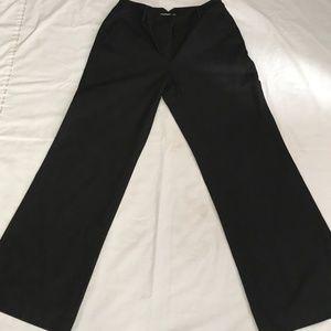 Covington Dress Pants, Size 6, Black